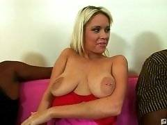 Her First Big Cock  - Kissy Kapri