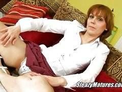 Sleazy Matures - Mylene