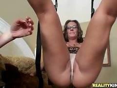 Rylie. A swing fling