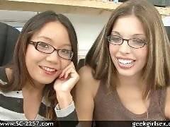 Morgan Daye and Keeani Lei  - geekgirlsex